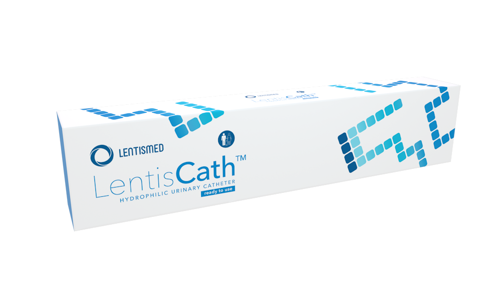 LentisCath – hidrofilni kateter odmah spreman za upotrebu